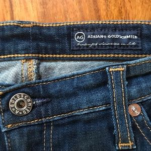 Ag Adriano Goldschmied Jeans - 🇺🇸 Adriano Goldschmied Angelina Petite Boot Cut